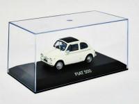 1:43 FIAT 500 1957 White