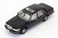 1:43 LINCOLN TOWN CAR 1996 Black