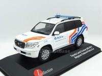 """1:43 TOYOTA LAND CRUISER 200 """"POLITIE"""" (федеральная полиция Бельгии) 2011"""