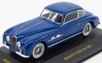 1:43 BUGATTI TYPE 101 (Chassis 57454) 1951 Blue