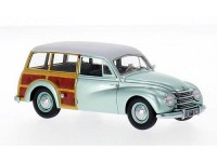 1:43 DKW Meisterklasse Universal Type 89S 1951 Metallic Green/Wood