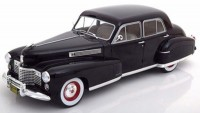 1:18 CADILLAC Fleetwood Series 60 Special Sedan 1941 Black
