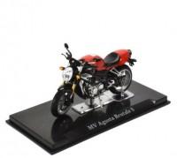 1:24 мотоцикл MV AGUSTA Brutale S Red