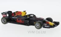 1:43 ASTON MARTIN Red Bull Racing TAG Heuer RB14 #3 D.Ricciardo Formula 1 2018