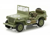 1:43 JEEP C7 4x4 USA Army 1944