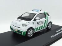 "1:43 TOYOTA IQ ""Policia Municipale de Porto"" (муниципальная полиция Порту Португалия) 2014"