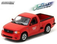 "1:43 FORD F-150 SVT Lightning 1999 Red (из к/ф ""Форсаж"")"