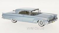 1:43 LINCOLN Continental MKIII Hardtop Coupe 1958 Metallic/Light Blue