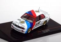 1:43 BMW M3 E30 #46 E.Pirro/R.Ravaglia WTCC 1987