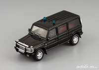 1:43 Mercedes-Benz G XXL Ambulance version (black)