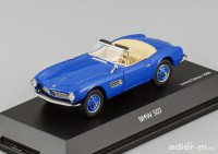 1:43 BMW 507 Roadster, L.e. 1000 pcs. (blue)