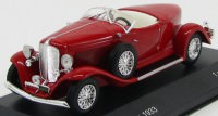 1:43 Auburn Boat Tail Roadster 1933 (red)