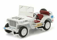 "1:43 JEEP Willys C7 ""United Nations"" 1950"