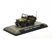 1:43 JEEP Willys MB Австралия 1942
