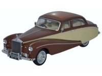 1:43 ROLLS ROYCE Silver Cloud Hooper Empress 1955 Brown/Cream