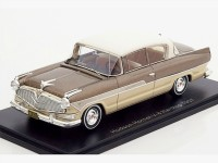 1:43 HUDSON Hornet V8 Hardtop 1957 Metallic Brown/Beige
