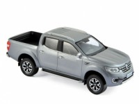 1:43 RENAULT Alaskan Pick-Up Van 4x4 2017 Dark Grey