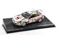 "1:43 TOYOTA Celica GT-Four ""Castrol Team"" #2 Kankkunen/Grist 3 место Rally Monte-Carlo 1995"