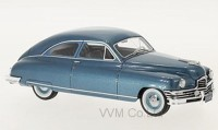 1:43 PACKARD Super De Luxe Club Sedan 1949 Metallic Turquoise