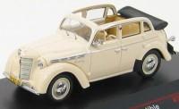 1:43 Москвич 400 кабриолет (1947) бежевый