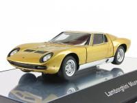 1:43 Lamborghini Miura SV 1971 [всё открывается] (gold)