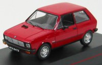 1:43 Yugo 45 1983 (red / brown interiors)
