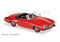 1:43 Mercedes-Benz 190 SL (W121) 1955 (red)