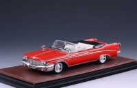 1:43 IMPERIAL CROWN Convertible (открытый) 1960 Red