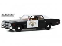 "1:24 DODGE Monaco ""California Highway Patrol"" 1974"