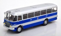 "1:43 автобус IKARUS 620 ""BKV Budapest"" 1961 Blue/Silver"