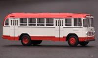 1:43 Ликинский автобус 158В красно-белый
