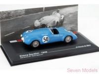 1:43 SIMCA Gordini #50 Scaron-Veiron LE MANS 1949