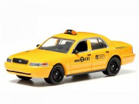 1:64 FORD Crown Victoria NYC Taxi (такси Нью-Йорка) 2011