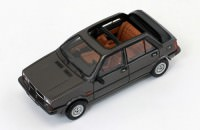 1:43 LANCIA DELTA Selene Semi-Convertible 1983 Dark Grey