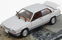 "1:43 MASERATI Biturbo 425 ""Licence to Kill"" 1989 Silver"