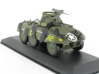1:43 бронеавтомобиль FORD M8 2nd Armored Division Avranches Франция 1944