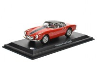 1:43 MASERATI A6G/54 Frua Coupè 1957 Red/Black