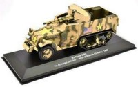 1:43 бронетранспортер САУ M3 75mm Gun Motor Carriage 1st Armored Division Тунис 1942