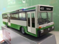 1:50 Автобус MERСEDES BENZ O 405