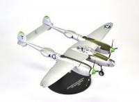 "1:72 Lockheed P-38J ""Lightning"" Richard Ira Bong лучший ас ВВС США (40 побед) 1944"