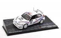 1:43 TOYOTA Corolla WRC #33 S.Loeb/Elena Tour De Corse 2000