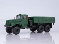 1:43 КРАЗ-255Б1 бортовой,зелёный