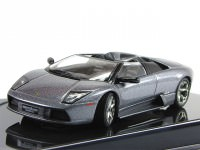 1:43 Lamborghini Murcielago Roadster production car 2005 (metallic dark grey)