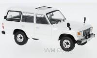1:43 TOYOTA LAND CRUISER (LC60) 4х4 1982 White