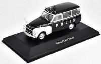 "1:43 VOLVO PV445 Duett ""Polis"" (полиция Швеции) 1953"