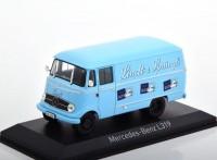 "1:43 MERCEDES-BENZ L319 фургон ""Lindt & Sprüngli"" 1957"