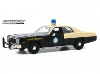 "1:24 PLYMOUTH Fury ""Florida Highway Patrol"" 1978"