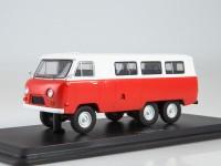 1:43 УАЗ-452К 6x6