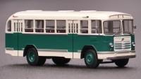 1:43 Ликинский автобус 158В зелено-белый