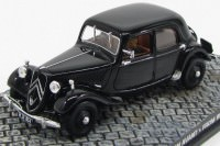 "1:43 CITROEN Traction Avant ""From Russia with love"" 1963 Black"